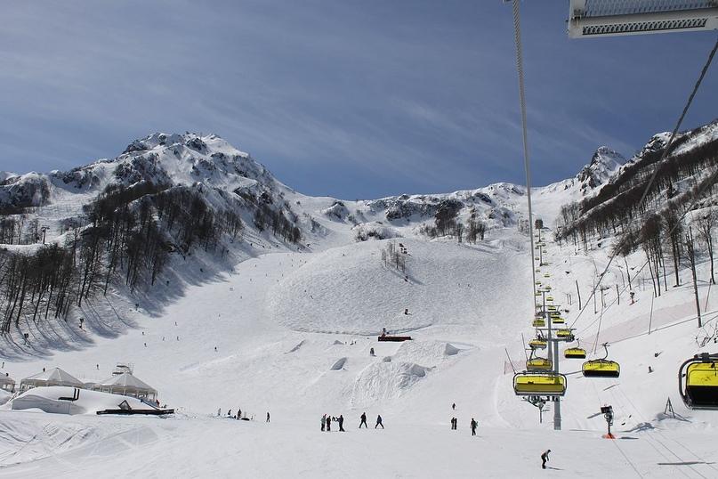Всё о 16 главных российских горнолыжных курортах от первого лица!, изображение №3