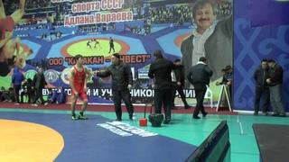 Исаков Магомед-Салах (Чечня) - Махачев Али (Дагестан)