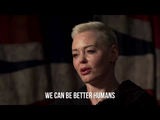 Rose McGowan - Be Brave - Part 1/2 | London Real