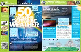 50 amazing facts about weather englishare
