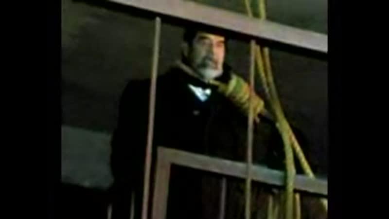 Казнь Саддама Хусейна 18