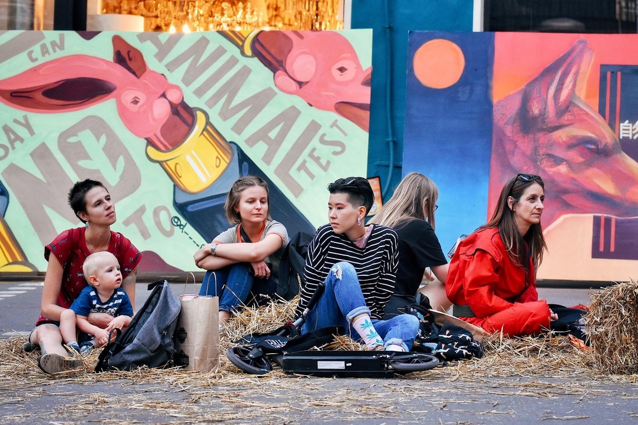 Фестивали в москве