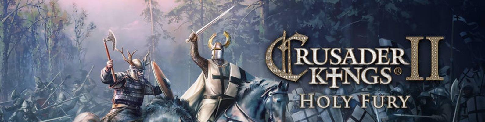Crusader kings 2 holy fury скачать торрент