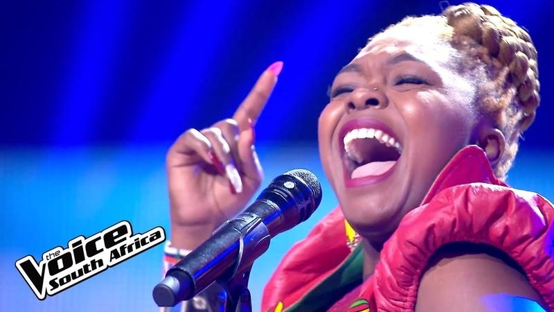 Siki Jo An 'Ingoma' KnockOuts The Voice SA M Net