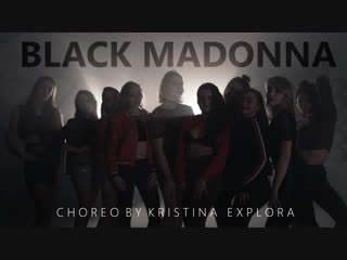 Dancehall choreo by kristina yotakara / lady leshurr - black madonna