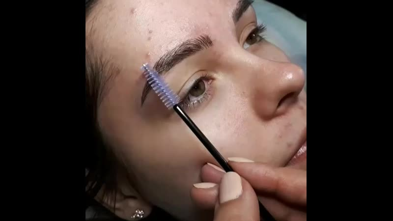 Микроблейдинг волосковая техника Воркута мастер Сонечка 🌺
