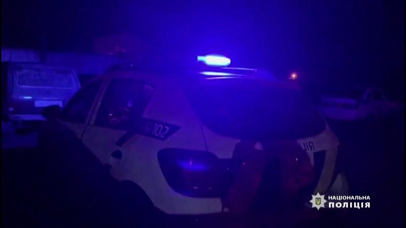 Працівники Усатівського відділення поліції оперативно розкрили грабіж відносно подружжя одеситів
