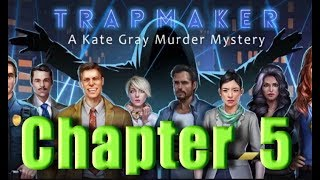 Adventure Escape Mysteries TRAPMAKER Chapter 5