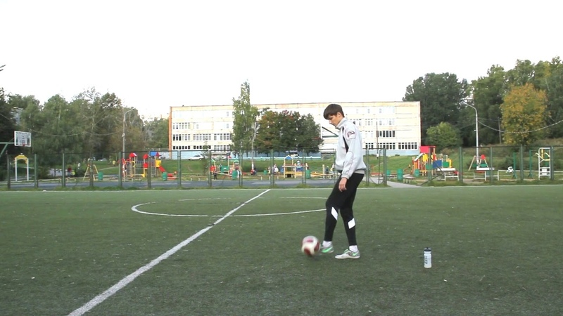 Основной элемент для футболиста: Footstall | Этому учат во всех футбольных секциях
