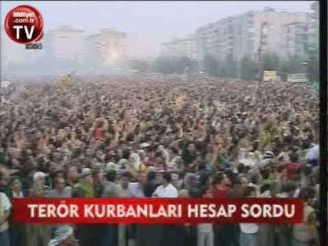 UNUTTUK MU AKP AÇILIM İçin 34 PKKlıyı Kahraman Gibi Getirdi,GAZİLER,ŞEHİT ANALARI Ağladı