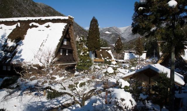 Зима в Японии. Лучшие места для посещения, изображение №5