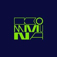 Логотип KOMMUNA
