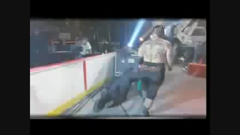 Jeff Hardy vs Umaga Anywere Falls Count One Night Stand 2008 Part 2