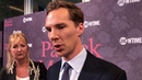 Benedict Cumberbatch spills secrets of being 'Patrick Melrose' at Showtime's world premiere