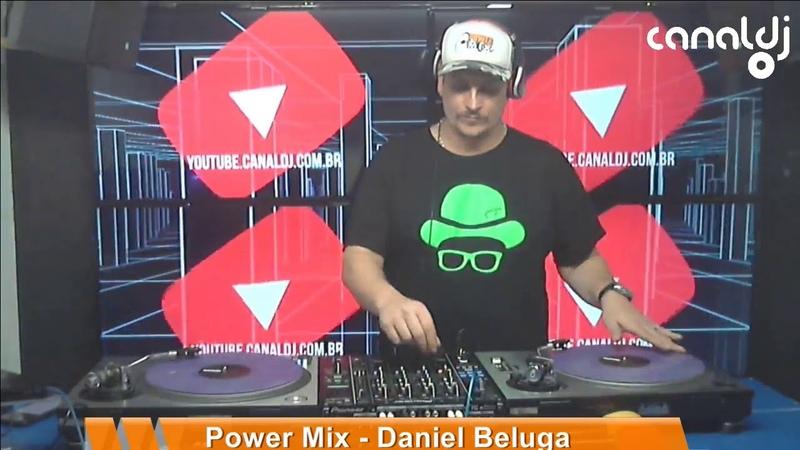 DJ Daniel Beluga Tribal Programa Power Mix 22 08 2019