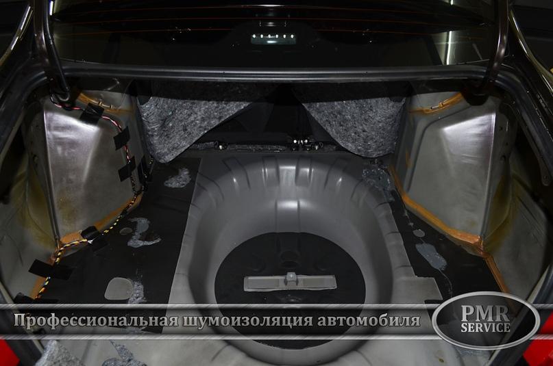 Шумоизоляция Datsun on-DO, изображение №14