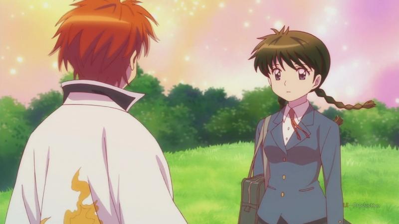 Аниме клип Риннэ: меж двух миров ( Kyoukai no Rinne) - Abingdon Boys School Strength