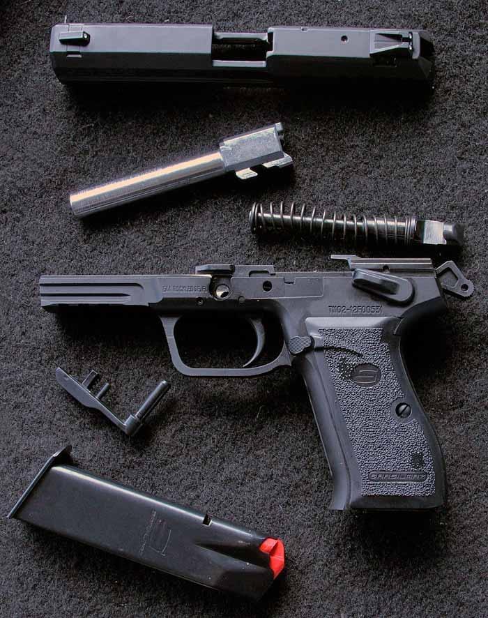 Пистолет Sarsilmaz ST10, Турция, изображение №3