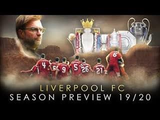Liverpool fc - season promo 2019/20
