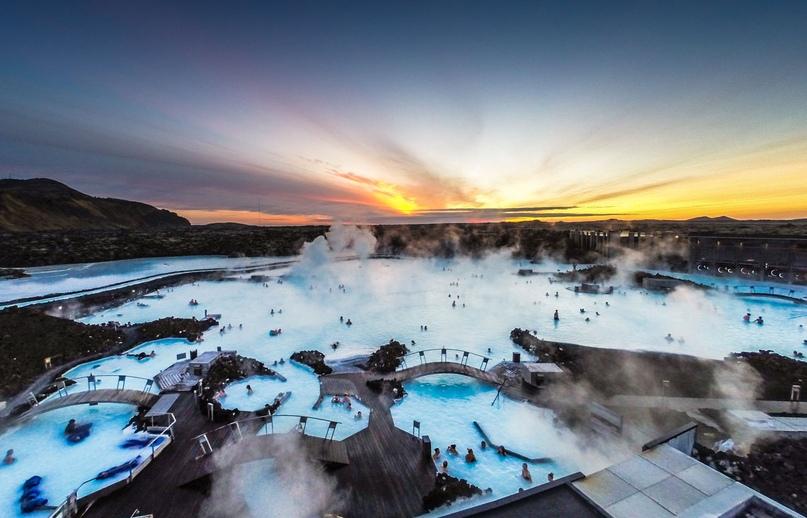 Голубая лагуна. Исландия, изображение №3