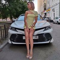 Марта Глебова