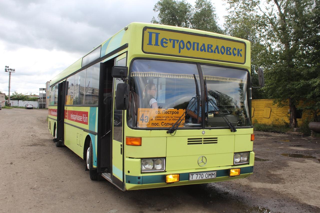 За проезд теперь можно оплачивать с баланса телефона в Петропавловске