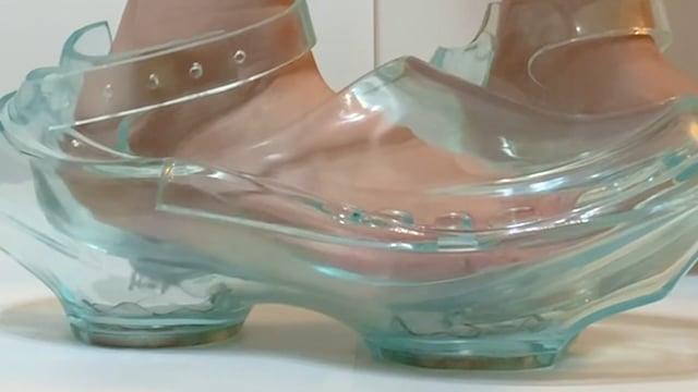 Yukako hihara designs 'anti-gravity' shoes