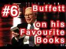Warren Buffett My Favourite Books 6 Outsiders Unconventional CEOs Rational Success Blueprint