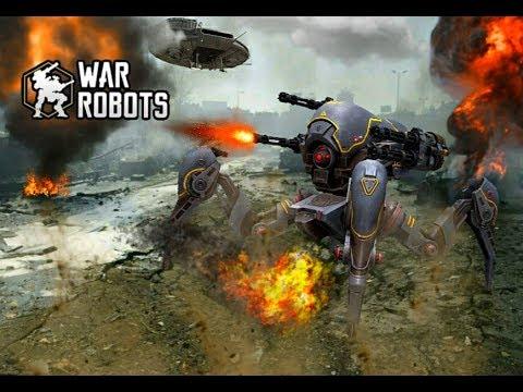 War Robots Bratycha в прямом ЭФИРЕ пока тихий час у Тани