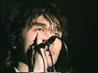 ✩ Концерт в кафе Метелица 1986 Виктор Цой рок-группа Кино