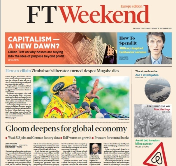 Financial Times Europe - 07