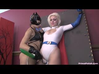 [clips4sale] primal's darkside superheroine power girl endless shame