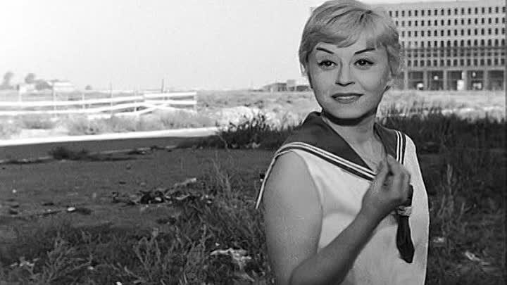 Ночи Кабирии Италия Франция 1957 год советский дубляж