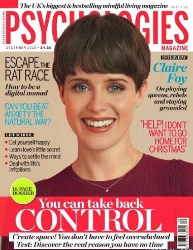 Psychologies UK - December 2018 (1)