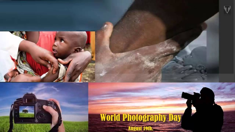 Today is day of... World Humanitarian Day World Photography Day, today is August 19th.