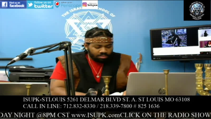 ISUPK-STLOUIS WEDNESDAY CLASS TOPIC: CHRISTIANITY TEACHES BLACK PEOPLE TO LOVE OUR OPPRESSORS
