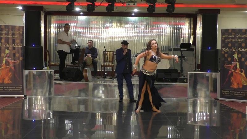 Raks Al Malak Smolensk 2018. 1 place Adult classic song Inta Omry