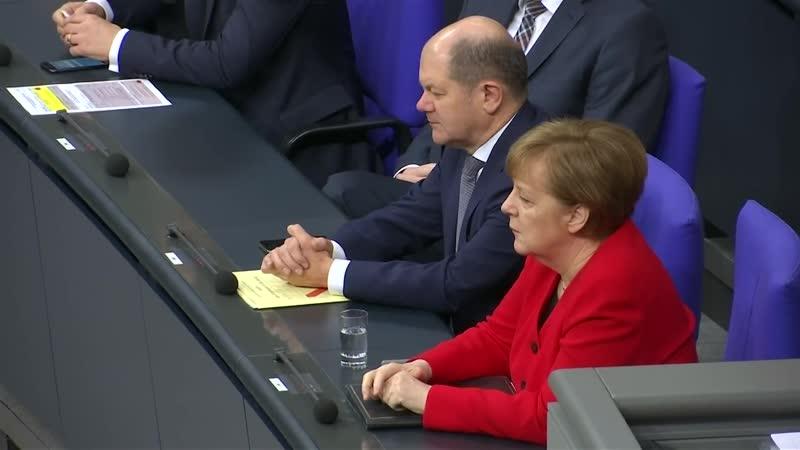 Nach Merkel die Sintflut Bloomberg wittert dunkle Zeiten für Deutschlands Wirtschaft ET im Fokus
