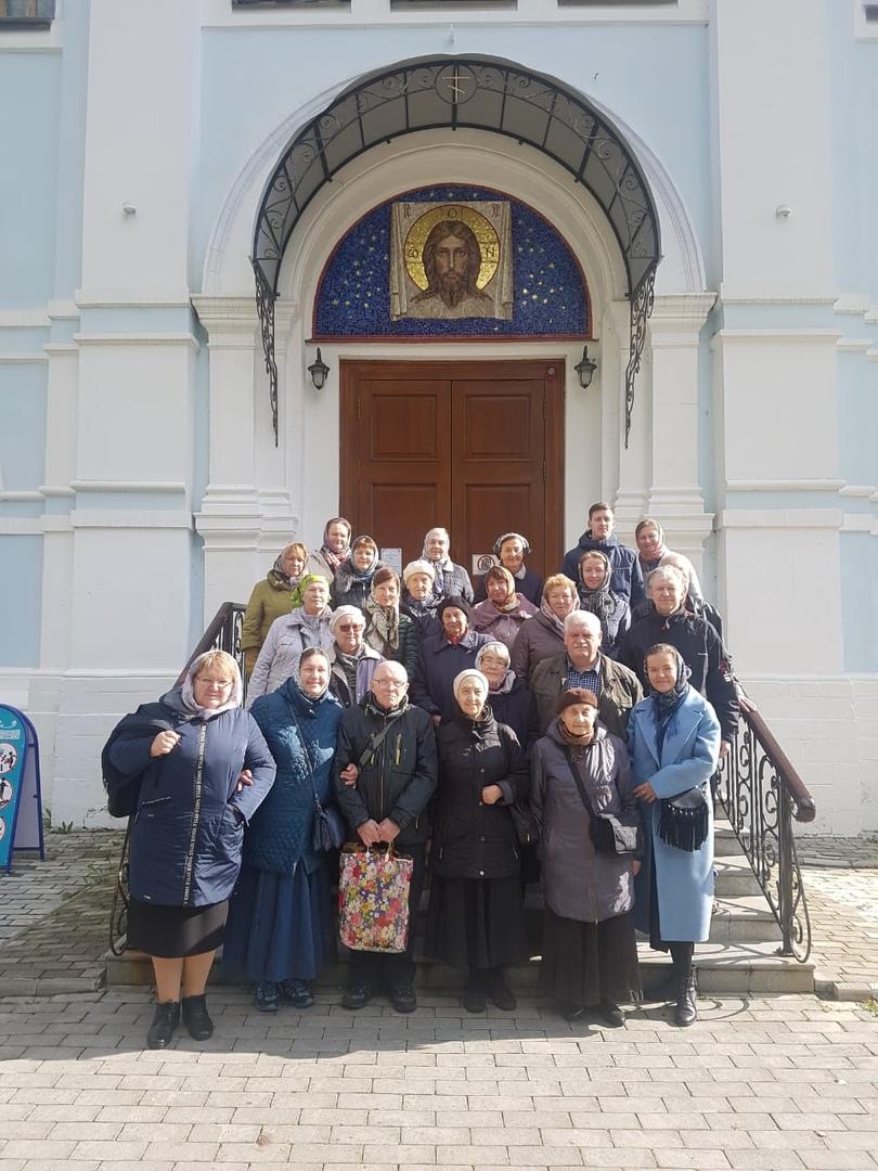 Паломническая поездка, посвященная священномученику Серафиму Звездинскому