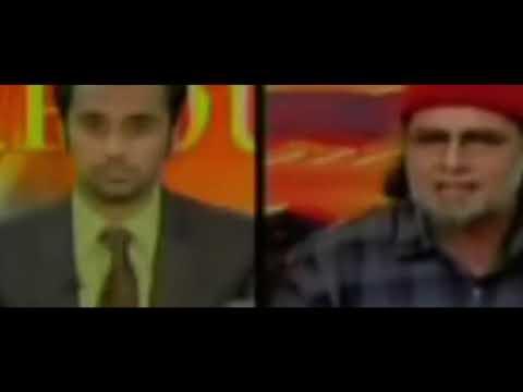 Zaid Hamid Pakistan is asymmetric fourth generation warfare! with Asghar orya maqbool  shahid masood