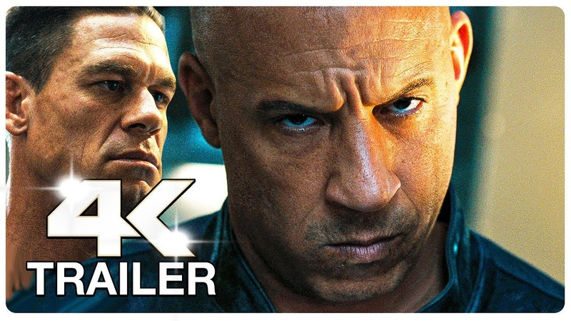FAST AND FURIOUS 9 Trailer (4K ULTRA HD) NEW 2020