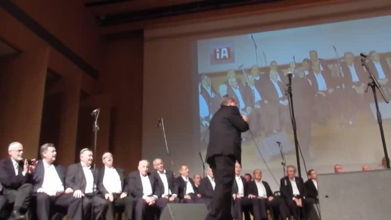 כנס יובל וקצת ללהקת הרבנות. החזן הזמר העולמי ישראל פרנס רחם נא 17.07.2017