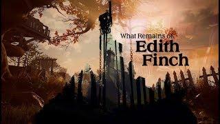 What Remains of Edith Finch. Прохождение 1.