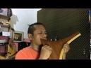 Flauta de Pan baritono -Lady in Red