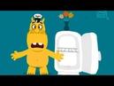 Бегемот и Компот - Музыкальный мультфильм для детей - Союзмультфильм 2015 год