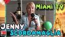 Jenny Scordamaglia Miami TV Jenny Scordamaglia video Miami TV video Дженни Скордамаглия майами тв