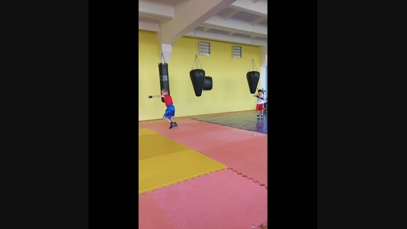 Тренировки по боксу для взрослых и детей в Новороссийске