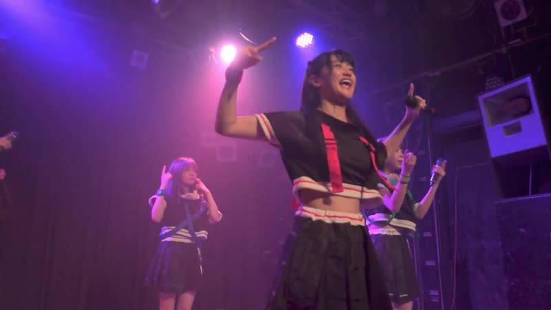 GUGU-LULU 「さっきの女の子、と見つめ合う」 @ 新宿 MARZ 11/10/2019