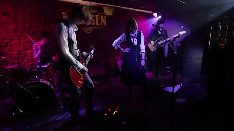 гурт Верасень, Чыгуначны блюз_ Werasen band, Railway Blues (Live in TNT-Club, Mi
