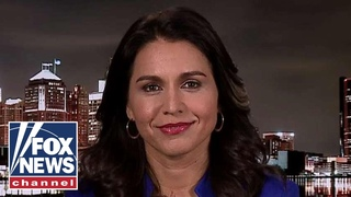 (788) Tulsi Gabbard sounds off after ripping Kamala Harris at debate - YouTube